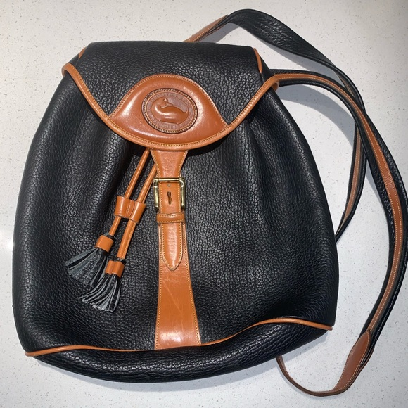 Vintage Dooney and Bourke Backpack